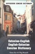 Estonian-English English-Estonian Dictionary