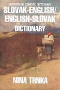 Slovak-English English-Slovak Dictionary