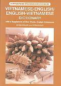 Vietnamese-English/English-Vietnamese Dictionary With a Supplement of New Words, English-Vie...