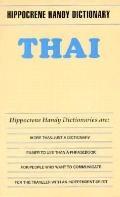 Hippocrene Handy Dictionary: Thai