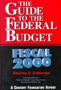 Guide to the Federal Budget Fiscal 2000