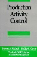 Production Activity Control A Practical Guide