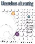 Dimensions of Learning Trainer's Manual, 2nd edition