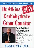 Dr. Atkins' New Carbohydrate Gram Counter More Than 1200 Brand-Name and Generic Foods Listed...