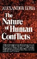 Nature of Human Conflicts - A. R. Luria - Paperback