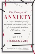 Concept of Anxiety : A Simple Psychologically Oriented Deliberation in View of the Dogmatic ...
