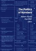 Politics of Numbers - William Alonso - Hardcover