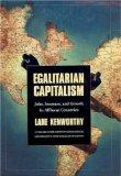 Egalitarian Capitalism: Jobs, Incomes, and Growth in Affluent Countries (Rose Series in Soci...