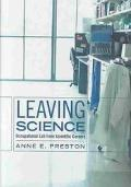 Leaving Science Occupational Exit from Scientific Careers