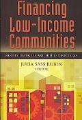 Financing Low-Income Communities
