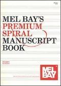 Premium Spiral Manuscript Book