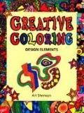 Creative Coloring: Design Elements : Class Set 20 Books