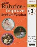 Using Rubrics to Improve Student Writing, Grade 3