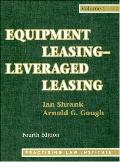Equipment Leasing - Leveraged Leasing, Vol. 3