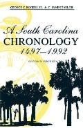 South Carolina Chronology,1497-1992