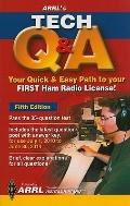 ARRL's Tech QandA : Your Quick and Easy Path to Your First Ham Radio License!
