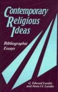 Contemporary Religious Ideas Bibliographic Essays