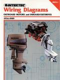 Wiring Diagrams 1956-1989 Outboard Motor and Inboard/Outdrive