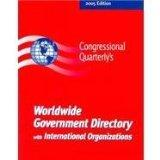 Worldwide Government Directory: With International Organizations