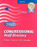 Congressional Staff Directory