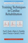 Training Techniques in Cardiac Rehabilitation