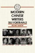 Modern Chinese Writers Self-Portrayals