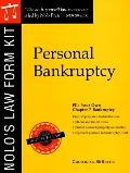 Nolo's Law Form Kit Personal Bankruptcy