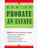 How to Probate an Estate: California