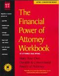 Financial Power of Attorney Workbook - Shae Irving - Paperback