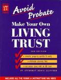 Make Your Own Living Trust - Denis Clifford - Paperback - REVISED
