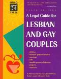Legal Guide for Lesbian and Gay Couples - Hayden Curry - Paperback - 10TH