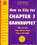 How to File for Chap.7 Bankruptcy