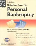 Nolos Law Form Kit: Personal Bankruptcy