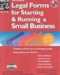 Legal Forms for Starting & Running a Small Business