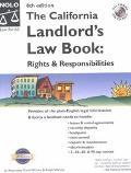 Landlords Law Book