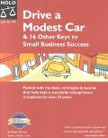Drive a Modest Car And 16 Other Keys to Small Business Success