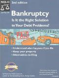Bankruptcy Is It the Right Solution to Your Debt Problems?
