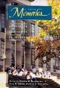Book of Memories Kent State University 1910-1992