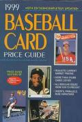 1999 Baseball Card Price Guide - Editors of Sports Collectors Digest - Paperback