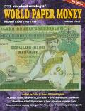 Standard Catalog of World Paper Money Modern Issues 1961-1999