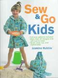 Sew and Go Kids Full-Size Patterns Included
