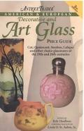 Antique Trader American & European Decorative and Art Glass Price Guide