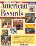 Standard Catalog of American Records, 1950-1975 - Tim Neely - Paperback - REVISED