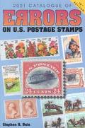 Catalogue of Errors on U. S. Postage Stamps 2001