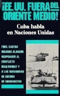 Ee.Uu. Fuera Del Oriente Medio Cuba Habla En Naciones Unidas