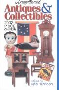 Antique Trader Antiques and Collectibles Price Guide 2002 - Kyle Husfloen - Paperback - 18TH