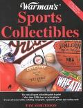 Warman's Sports Collectibles A Value & Identification Guide