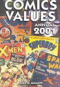 Comics Values Annual 2001
