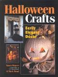 Halloween Crafts Eerily Elegant Decor