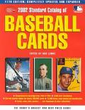 2002 Standard Catalog of Baseball Cards - Bob F. Lemke - Paperback - 2002